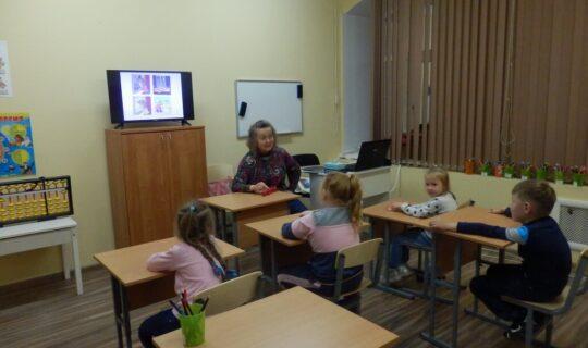курс подготовки к школе