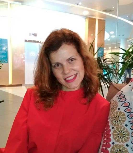 Анастасия Ильинична